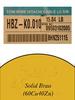 """.010"""" SOFT BRASS HITACHI WIRE 15.4# -- BR10154-ACZX"""