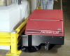 Industrial Floor Sweeper, Factory Cat -- 34 and 34HD