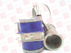 INVENSYS 83S-A03TNA ( FLOWMETER SANITARY, 10.5-50CVDC, 150PSI,316SS BODY,1/2IN NPTF PORTS,3M CABLE ) -Image