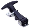 One-Piece Flexible Handle Latches -- 37-20-071-10 - Image