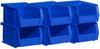 Bin, AkroBin 5-3/8 x 4-1/8 x 3, 30210, 6-Pk -- 08212BLUE
