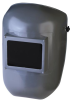 Tigerhood Thermoplastic Welding Helmets - w/ molded-in glassholder, Speedy Loop system > UOM - Each -- 5906-GY