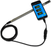 Portable USB Temperature & Humidity Probe - Image