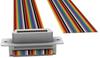 D-Shaped, Centronics Cables -- M7TXK-2410R-ND -Image