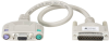1FT KVM User Cable VGA PS2 With Audio -- EHN154A-0001 - Image
