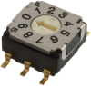 DIP Switches -- 563-1210-6-ND -Image