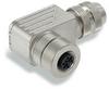 Sensor Actuator Interface (SAI) Round Plug -- SAIBW-M-4/8 M12 - Image