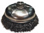 Wire Brushers, Crimped Cup -- 743224-A