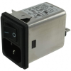Power Entry Connectors - Inlets, Outlets, Modules -- 1144-1010-ND -Image