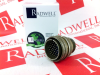 CIRCULAR CONNECTOR PLUG SIZE 28, 37 POSITION, CABLE PRODUCT RANGE:97 SERIES, MIL-DTL-5015 SERIES EQUIVALENT CIRCULAR CONNECTOR SHELL STYLE:STRAIGHT -- 973106A2821P-Image