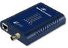ETHERNET COAXIAL EXTENDER FOR 10/100 NETWORKS