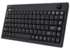 Adesso 2.4 GHz RF Wireless Mini Trackball Keyboard WKB-.. -- WKB-3100UB - Image