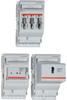IEC Fuse Switch Disconnectors: MULTIBLOC® 00.ST9 Size 00, 160A, 690VAC, Design for Bottom Fitting, Triple Pole -- 2.031.300