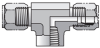 CBU Male Elbow Steel -- 14 CBU-S - Image