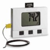 SM325 - Dickson SM325 Datalogger, large display, temperature 2-channel; Type K -- GO-23036-20