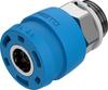 Quick coupling socket -- NPHS-D6-P-G12 -Image