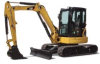 305D CR Mini Hydraulic Excavator -- 305D CR Mini Hydraulic Excavator
