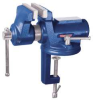 Bench Vise,Portable Clamp Base,2-1/2 In -- 10D699 - Image