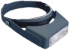 Magnifier, Headband -- 243-1193-ND