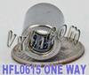 HFL0615 One Way Needle Bearing/Clutch 6x10x15 Miniature -- Kit8643