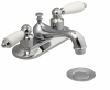Double Handle Faucet -- E350