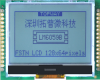 128x64 Graphic Display Module -- LM6059BDW - Image