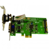 1 Port Low Profile PCIe 1 RS232 POS 1A IDE -- PX-809 - Image