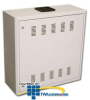 "Southwest Data Products 3 RU, LDF Wall Cabinet - 17"".. -- SWE4448 -- View Larger Image"