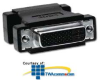 Hubbell DVI to VGA Female / Female Coupler -- DVI151