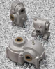 Right Angle Gearbox, 2:1 (Metric) -- 0395-0200-LH