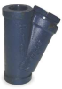 Y Type Strainer,Ductile Iron,1 In -- 1RNJ6