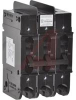 Circuit Breaker, 3 Pole, 50 Amps, 50/60Hz Frequency, 0-250 VAC Voltage Rating -- 70098004 - Image