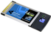 Linksys WPC54GS PCMCIA Wireless-G Adapter with SpeedBooster -- WPC54GS