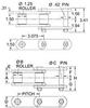 Part # 28681, 119RX CHAIN - PLAIN -Image