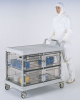 Low Humidity Transport Cart -- 4002-50B -- View Larger Image