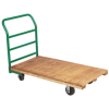"36"" x 72"" - Wood Platform Cart -- WS1024"