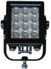 High Intensity LED Light w/ Trunnion Mount - 12, 5-Watt LEDs - Extreme Durability - 5,556 Lumen