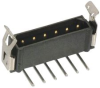 HARWIN - M80-8760222 - WIRE-BOARD CONNECTOR, MALE, 2POS, 1ROW -- 64120 - Image
