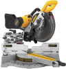 "10"" (254mm) Double-Bevel Sliding Compound Miter Saw -- DW717"