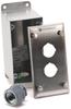 30mm Push Button Enclosure 800H PB -- 800H-1HZ4 -Image