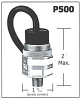 P500 Series Pressure Switch -- P500-51W3