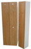 Veneer Lockers - Tiers 1 to 6