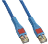 CAT6 High-Density Data Center Patch Cable, 20-ft. (6.0-m), Blue -- EVNSL6-71-BS-0020