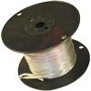 FLAT BRAID, TINNED COPPER, 36AWG, 168 INDVL ENDS, 32 CURRENT CAP -- 70195056