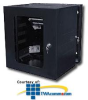 """Hubbell 24"""" QuadCab Wallmount Cabinet -- HW24 -- View Larger Image"""