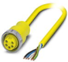 Sensor/Actuator cable - SAC-5P- 2,0-400/MINFS - 1532069 -- 1532069