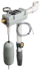 Water Powered BU Pump with Alarm -- SJ10A SumpJet®