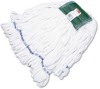 ROUGH FLR LOOP END WET MOP MED 5 IN CTTN/POLY WHI 12 -- RCP T255