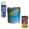 1 Gallon Rubber Dip  - White -- 38056 - Image
