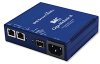 1000 Mbps, Compact, 3-Port Media Converter -- BB-856-30600